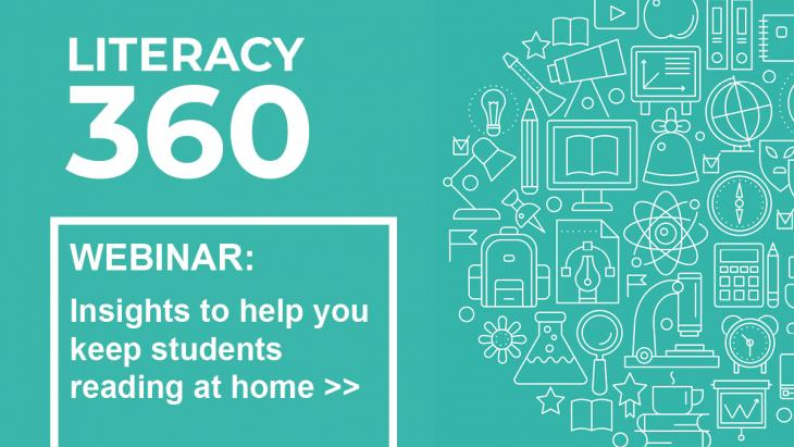 Literacy 360 insights during school closures